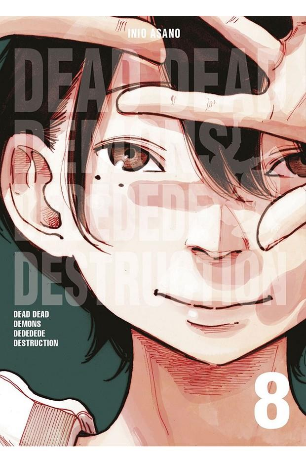 DEAD DEAD DEMONS DEDEDEDE DESTRUCTION 08 | 9788467944242 | ASANO,INIO