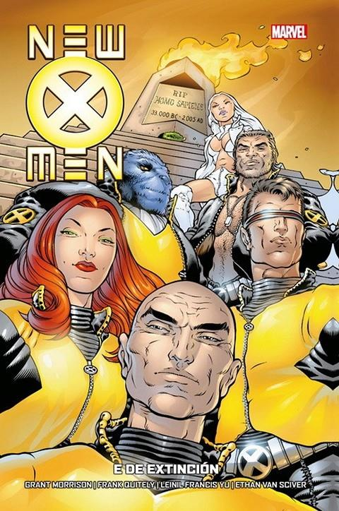 NEW X-MEN 01 (DE 7): E DE EXTINCION | 9788413345529 | MORRISON,GRANT - QUITELY,FRANK - LEINIL YU,FRANCIS
