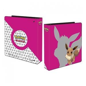 Ultra PRO Premium PRO-Binder Bright Pink Collectors Album